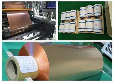 China 0.015mm Rolled Copper Foil For Parallel Hybrid Electric Vehicle Battery supplier