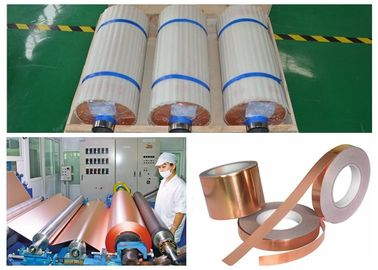 China ISO ED Copper Foil PTC Resistance More Than 220 MPa Tensile Strength supplier