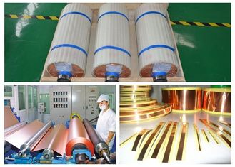 China 99.8% Purity 35um Hvlp Copper Foil for FCCL / FPC Application supplier
