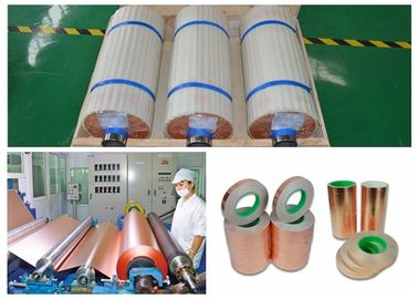 China HD Electrolytic Pure Copper Foil For Polyimide Board RoHS / SGS Approval supplier