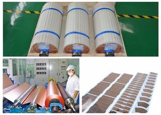 China 35um Electrodeposited Copper Foil , Flexible Printed Circuit ED Copper supplier