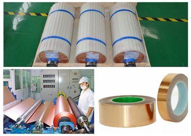 China LP Low Profile ED Copper Foil For Phenolic / Epoxy Board 99.8% Purity supplier