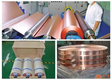 China PCB Copper Clad Sheet For Pcb 200 Degree 60 Minutes Anti Oxidation supplier