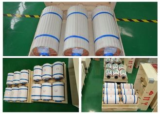 China Zinc Free 3 / 4 OZ HTE Copper Foil For CCL 500 - 5000 Meter Length Per Roll supplier