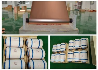 China Electrolytic HTE Copper Foil For Printed Circuit Board 350kg Big Roll supplier