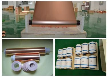 China Ultra Thin Copper Thin Sheet For PCB / FPC 500 - 5000 Meter Length Per Roll supplier