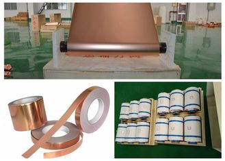 China 8um Battery Ultra Thin Copper Foil High Flexibility / Extensibility supplier