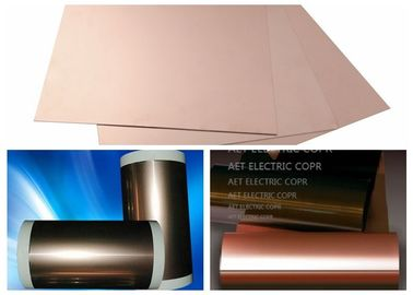 China Double Sided polyimide fccl Copper Clad Laminate rolls for Circuit board supplier