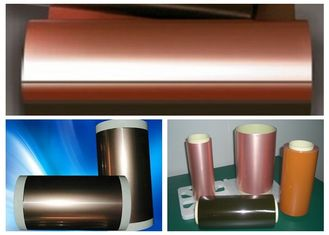 China Adhesiveless Copper Clad Circuit Board , SLP Flexible Copper Clad Sheet For PCB supplier