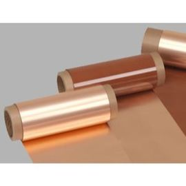 China Red Or Gray 99.8% Purity ED Copper Foil for PCB Laminate Width 35um , 70um supplier