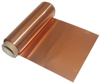 China High peel strength Electrolytic copper foil 18 microns thick , 1100 mm wide supplier