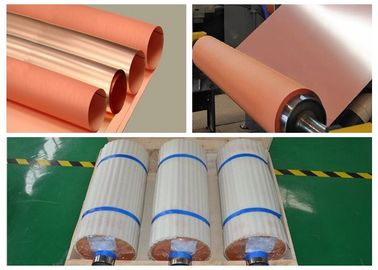 China 11um Thickness EDCU ED Copper Foil , One Side Matte Electrolytic Copper Foil supplier
