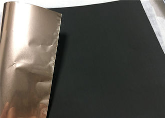 China Blackened Rolled Copper foil 70um 35um used in Flexible Copper Clad Laminate supplier