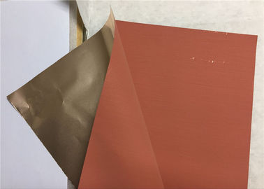 China Reddened Soft Copper Foil High Peeling Strength For PCB Production THB112 supplier
