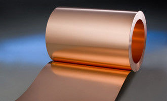 China 0.006mm Electrolytic Copper Foils For PCB Phenolic Resin / Epoxy Board supplier