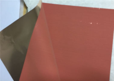 China Electrolytic Copper Foil 4oz for RF/MRI/EMI Shielding Application supplier