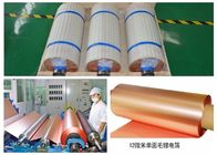 China Electromagnetic Copper Shielding Foil Max Width 1360mm High Peel Strength factory