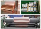 China Samsung Mobile Rolled Copper Foil RoHS / ISO Approval 500 - 5000M Length factory