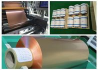 China 0.015mm Rolled Copper Foil For Parallel Hybrid Electric Vehicle Battery factory