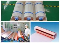 China 105um High Ductility Thin Copper Foil For Epoxy Board High Peel Strength factory
