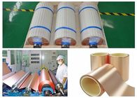China Black Electrolytic Copper Foil , ISO High Tensile Strength PCB Foil Copper factory