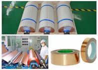 China LP Low Profile ED Copper Foil For Phenolic / Epoxy Board 99.8% Purity factory