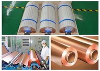 China 1 OZ Electrolytic Copper Foil For Fccl Grain Structure High Flexibility factory