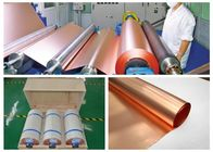 Good Quality ED Copper Foil & 18 Mic Black Electrolytic Copper Foil Low Profile Good Folding Endurance on sale