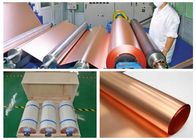 China 35um Copper Sheet Roll For High Frequency Microwave Circuit IPC 4562 Standard factory