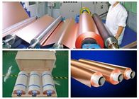 China HTE RA PCB Copper Foil 76mm / 152mm Inter Dimater 0.009 - 0.09mm Thickness factory