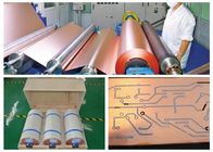 China 0.035mm Low Profile PCB Copper Foil For Flexible Copper Clad Laminate factory
