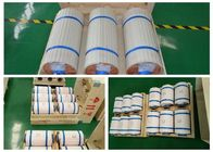 China Low Profile 17um Copper Thin Sheet , 76 Mm / 152 Mm ID Copper Sheet Roll factory