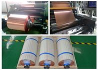 China 5 - 610mm Width Soft Copper Sheet , High Purity Rolled Annealed Copper Foil factory