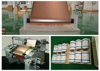 China Double Shiny Lithium Battery Copper Foil High Conductivity factory