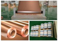 China 30 Micron Thickness Copper Shielding Foil 99.95% Purity Good Etch Ability factory