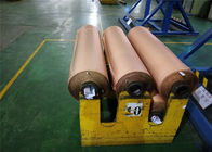 China 100µ Thickness Electrolytic Copper Foil 300mm Width For Epoxy Board None Pinholes factory