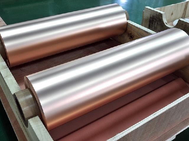 5oz 6oz Shielding ED Copper Foil 175um 210um Width For MRI Room