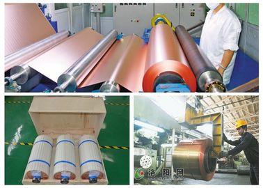 25um High Conductivity Ed Copper, High Temperature Resistance Copper Foil Roll