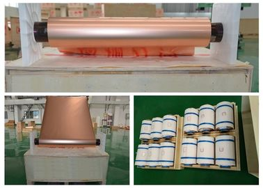 HD Thin Copper Sheet For Polyimide Board Min 160 MPa Tensile Strength