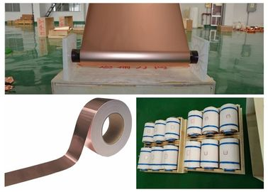 High Precision Ultra Thin Copper Foil Under 0.025um Roughness SGS Approval