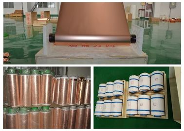 Electrodeposited Thin Copper Foil, RoHS Capacitor Thin Sheets Of Copper