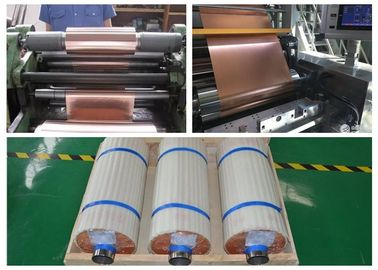 C11000 Rolled Soft Copper Foil For PCB / Battery 0.015 - 0.5mm Thickness