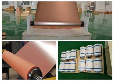 50um Thickness Copper Foil Shielding , Excellent Adhesive Electrolytic Copper Foil