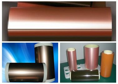 Adhesiveless Copper Clad Circuit Board , SLP Flexible Copper Clad Sheet For PCB