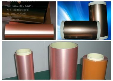 SGS PCB Copper Clad Board , 0.009 - 0.035mm Thick Copper Laminate Sheets