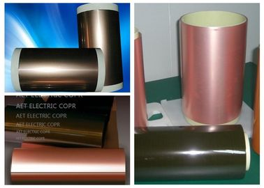 SGS Certification Flexible Copper Clad Laminate with 500/250mm Width For Led PCB