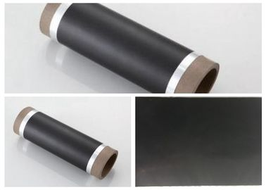 Black Conductive Aluminum Capacitor Foil Carbon Coated 99.9% Purity
