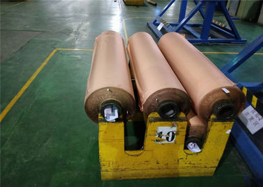 100µ Thickness Electrolytic Copper Foil 300mm Width For Epoxy Board None Pinholes