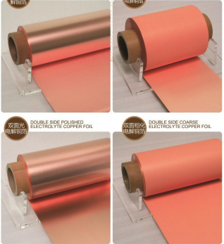 1 OZ Electrolytic Copper Foil For MCCL CCL High Temperature SGS Approval